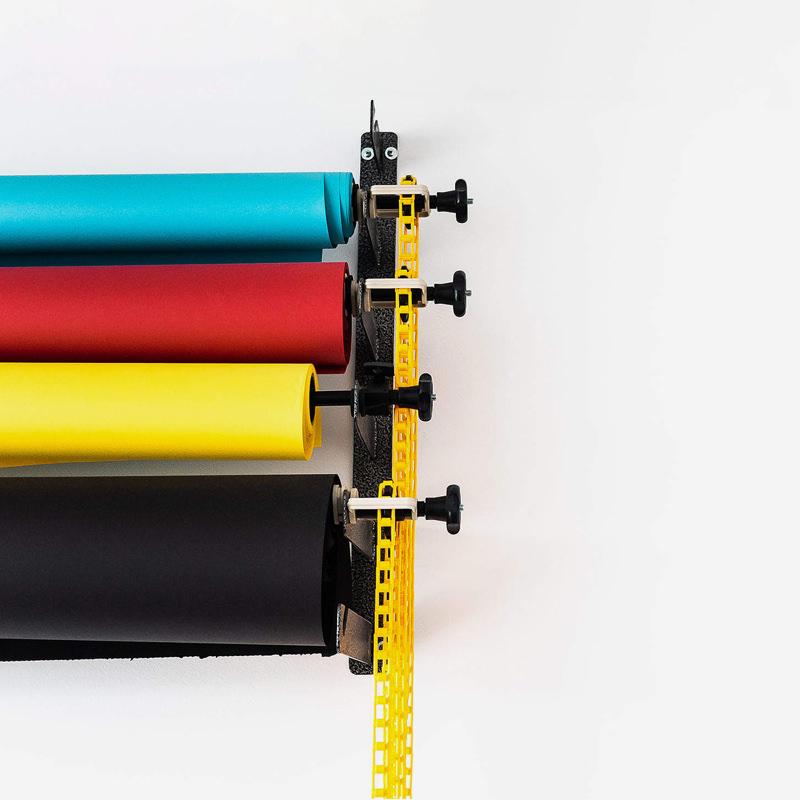 Fondali Colorati per Studio Fotografico in stoffa e carta