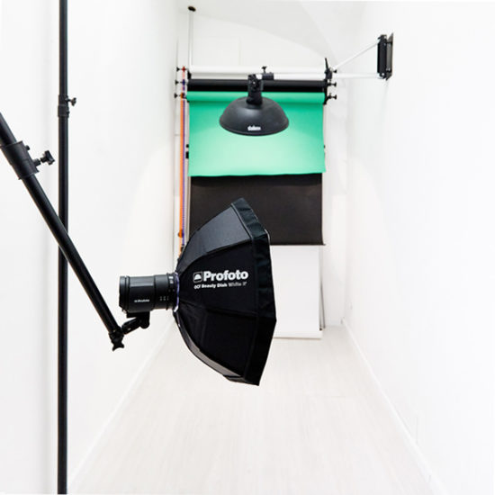 Mini Studio Fotografico Roma