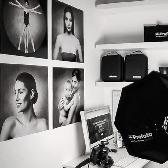 Affitto studio fotografico per professionisti 4 ore