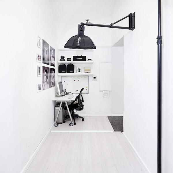 Mini Studio Fotografico professionale a Roma