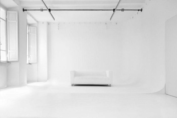 Studio Fotografico con Limbo